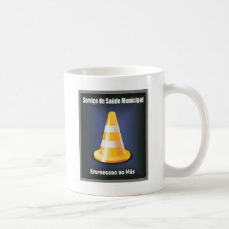 Employed of the month mug