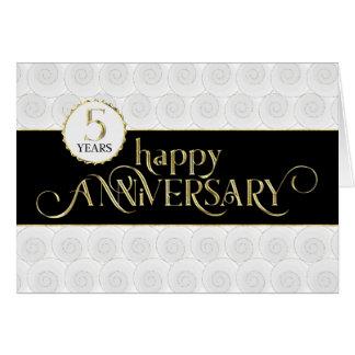 employee 5 year anniversary