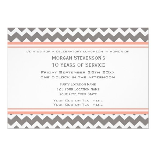 staff lunch invites | just b.CAUSE