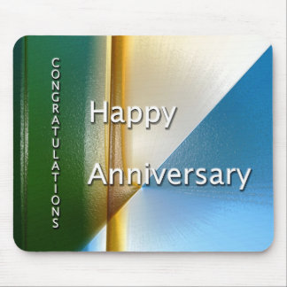 Employee Anniversary Mouse Pad