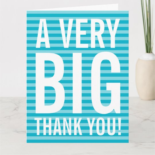 Employee Appreciation Business Thank You Card Zazzle