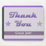 Employee Appreciation Thank You Mouse Pad