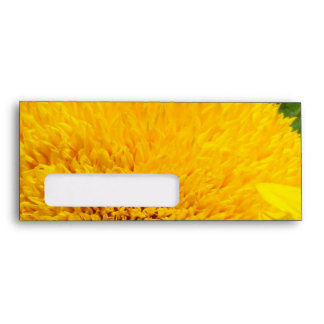 Employee Bonus Envelopes #10 Window Flowers