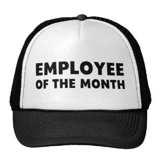 Employee Month Mesh Hats
