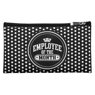 Employee Of The Month Makeup Bags