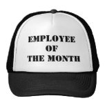 EMPLOYEE OF  THE MONTH HAT