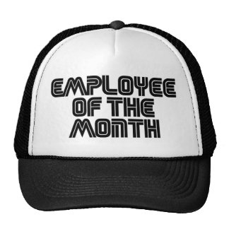 Employee of the Month Mesh Hats