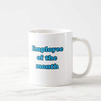 employee of the month mugs