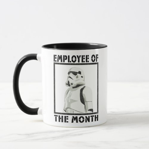 Employee of the Month _ Stormtrooper Mug