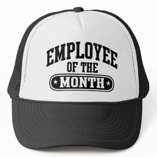 Employee Of The Month Trucker Hat