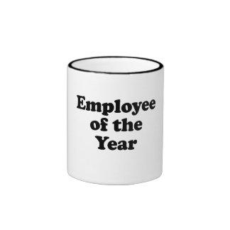 Employee of the Year Ringer Coffee Mug