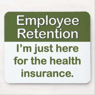 Employee Retention Mouse Pad
