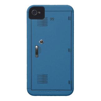 Employee School Locker Cabinet Funny Blackberry Case-Mate iPhone 4 Case