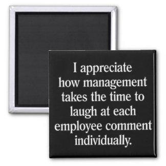 Employee Suggestion Box Magnet