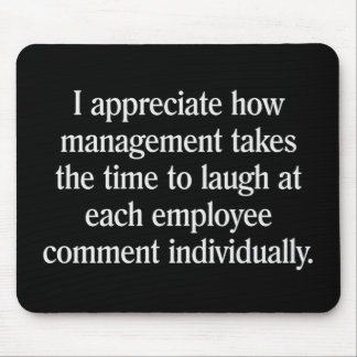 Employee Suggestion Box Mouse Pad