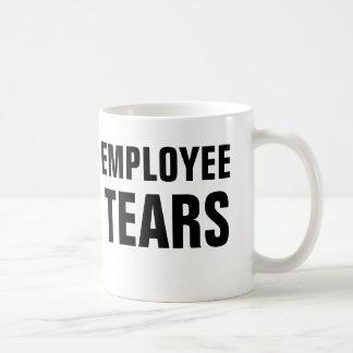 Employee Tears Coffee Mug