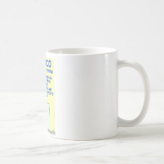 employee trained cooperate wussco classic white coffee mug