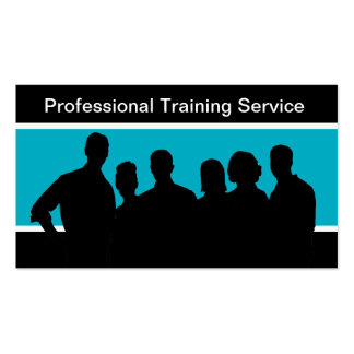 Employee Training Business Cards