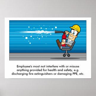 Employees Duties 001 Poster