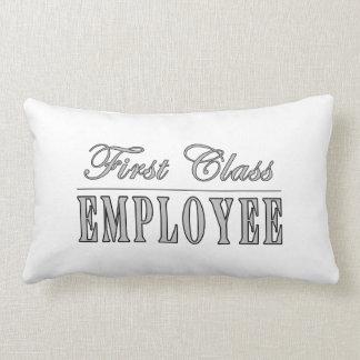 Employees First Class Employee Pillow