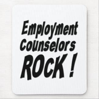 Employment Counselors Rock! Mousepad