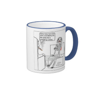 Employment Humor Coffee Mugs