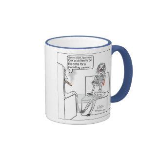 Employment Humor Ringer Mug