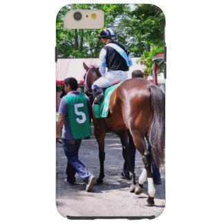 Emplumado por el Charlie-Recibo indio Funda Para iPhone 6 Plus Tough