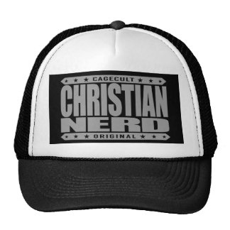 EMPOLLÓN CRISTIANO - agradezca a dios por la Gorras De Camionero