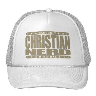 EMPOLLÓN CRISTIANO - agradezca a dios por la Gorro De Camionero