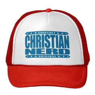 EMPOLLÓN CRISTIANO - agradezca a dios por la Gorros Bordados