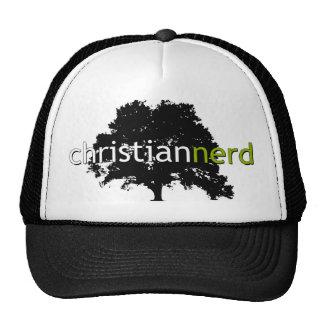 Empollón cristiano - logotipo original gorra