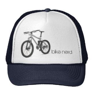 Empollón de la bici gorro