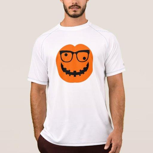 Empollón de la calabaza tshirt