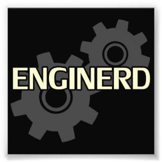 Empollón del ingeniero de Enginerd Fotografías