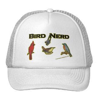 Empollón del pájaro gorros