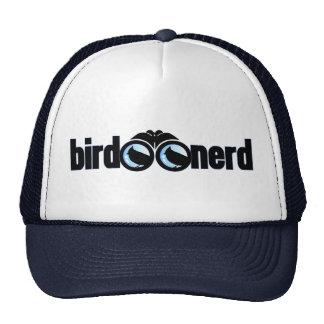 Empollón del pájaro gorro de camionero