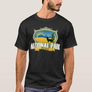 Empollón del parque nacional - desierto playera