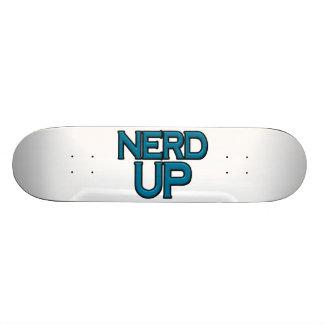 Empollón para arriba tablas de patinar
