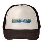 Empollón retro gorra