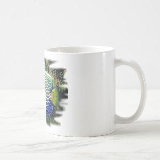 Emporer Angelfish Mugs