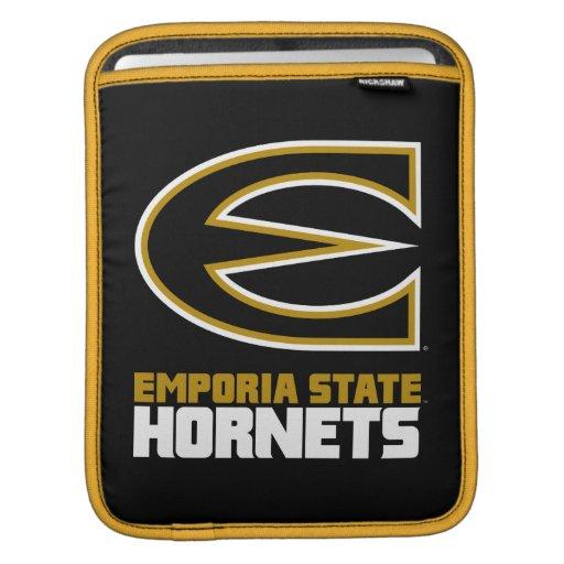 Emporia State Hornets iPad Sleeve