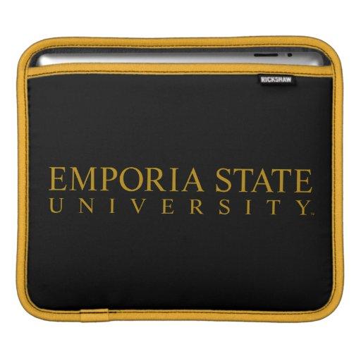 Emporia State University iPad Sleeve