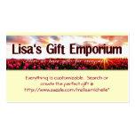 Emporio del regalo de Lisa - tarjeta del perfil de Tarjeta De Negocio