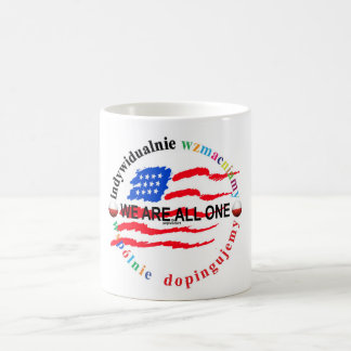 empower individually * embolden collectively coffee mug