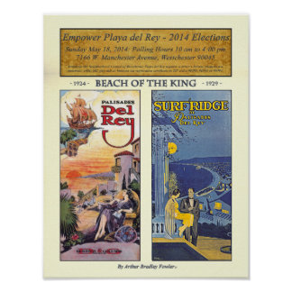 Empower PDR BoTK – Gold Parchment Posters