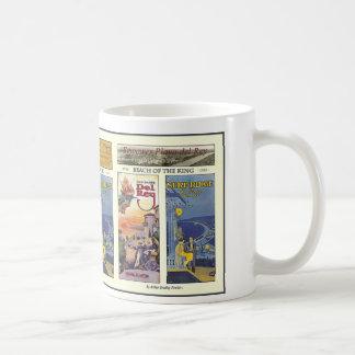 Empower Playa del Rey - Beach of The King Classic White Coffee Mug