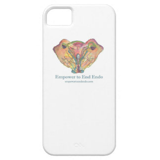 Empower To End Endo Iphone Case iPhone 5 Case