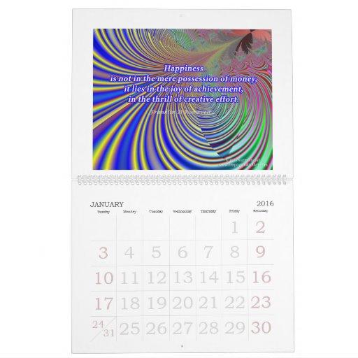 Empower with Art Calendar
