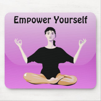 empower yourself mousepad